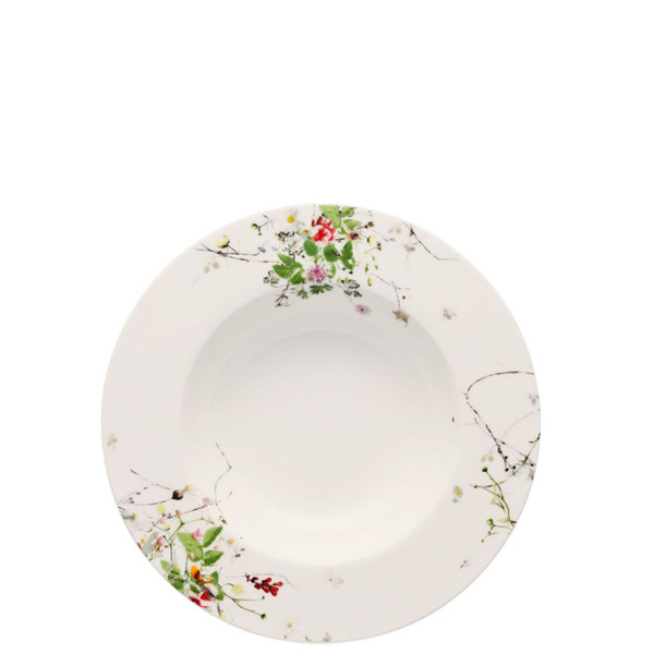write a review for Soup Plate, rim, 9 inch | Rosenthal Brillance Fleurs Sauvages