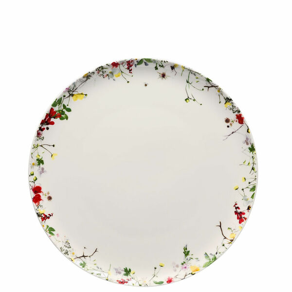 Dinner Plate, coupe, 10 1/2 inch | Rosenthal Brillance Fleurs Sauvages