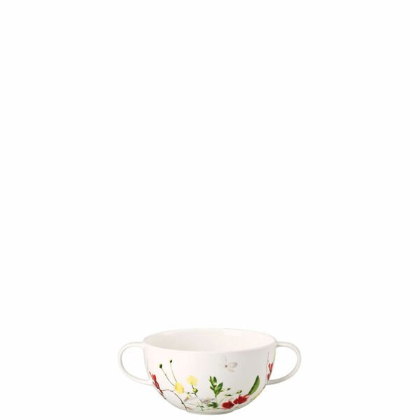 Creamsoup Cup | Rosenthal Brillance Fleurs Sauvages