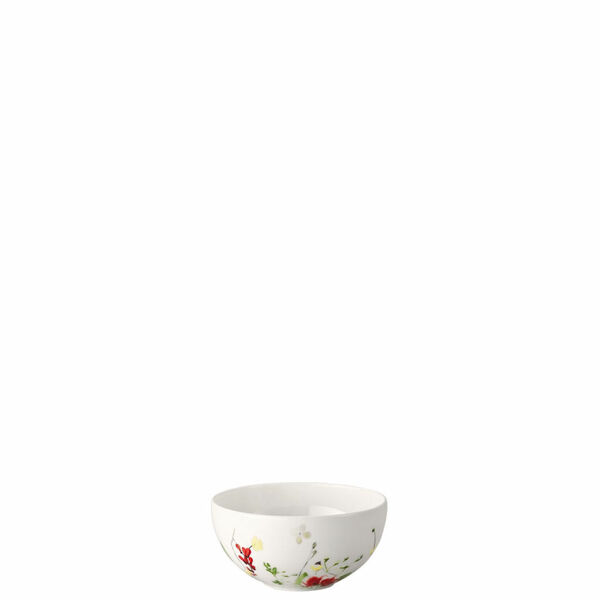 Bowl, 4 inch | Rosenthal Brillance Fleurs Sauvages