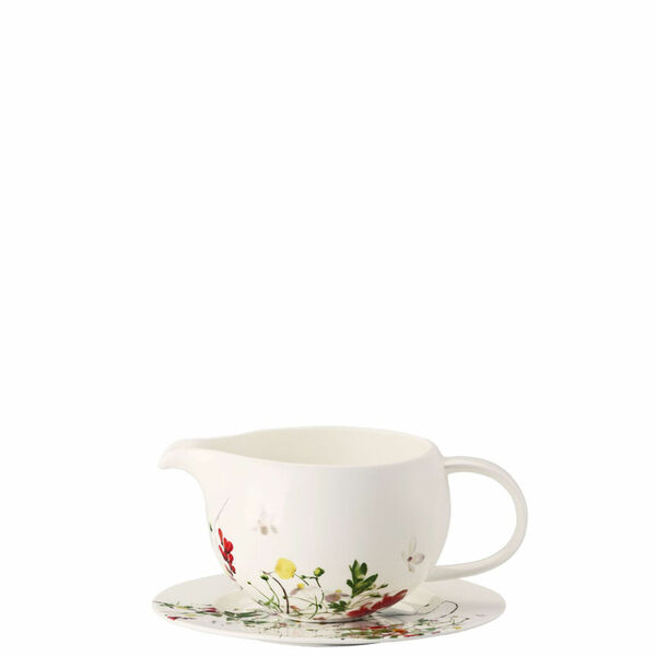 Sauce-Boat 2 pc | Rosenthal Brillance Fleurs Sauvages