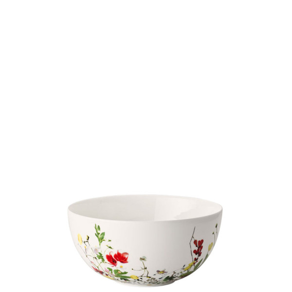 Vegetable Bowl, open, 7 inch | Rosenthal Brillance Fleurs Sauvages
