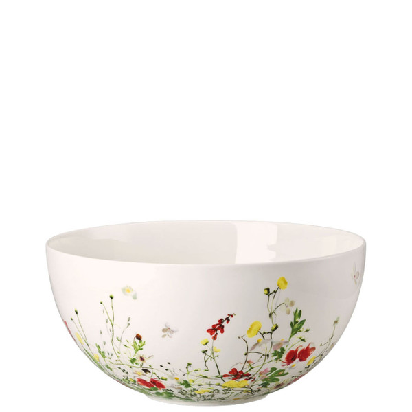 Vegetable Bowl, open, 10 1/4 inch | Rosenthal Brillance Fleurs Sauvages
