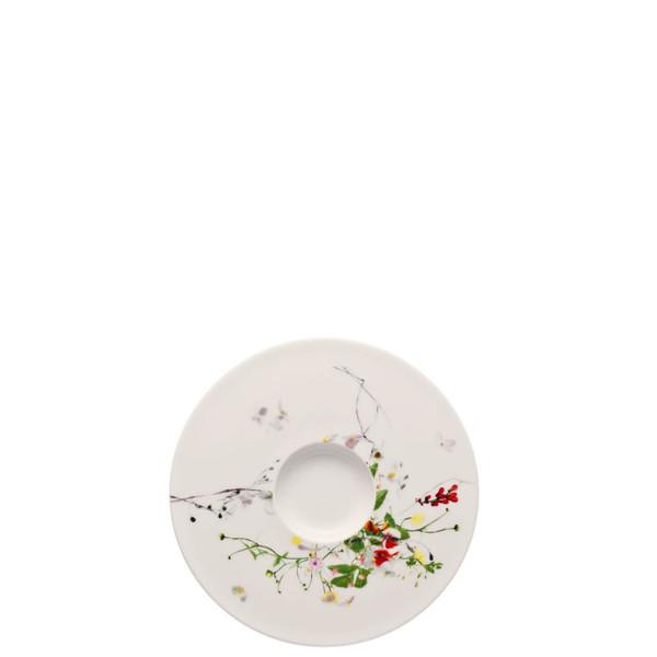 Tea | Cappuccino | Combi Saucer | Rosenthal Brillance Fleurs Sauvages