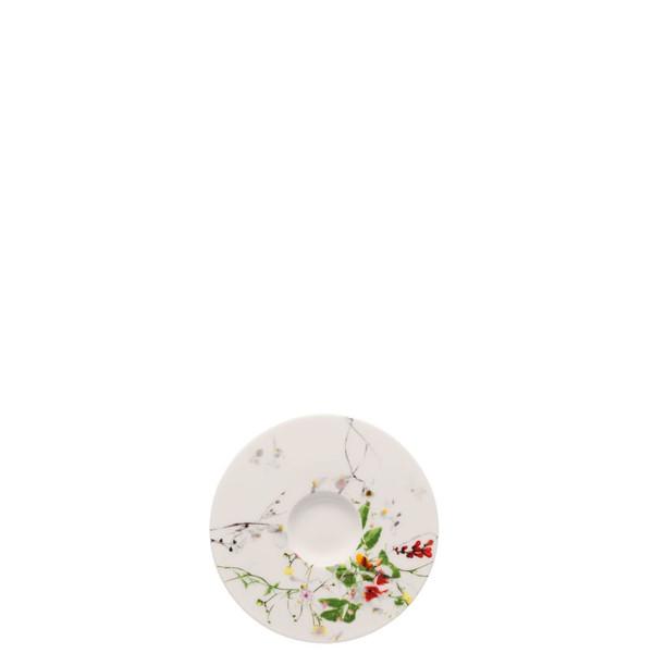 Espresso Saucer | Rosenthal Brillance Fleurs Sauvages