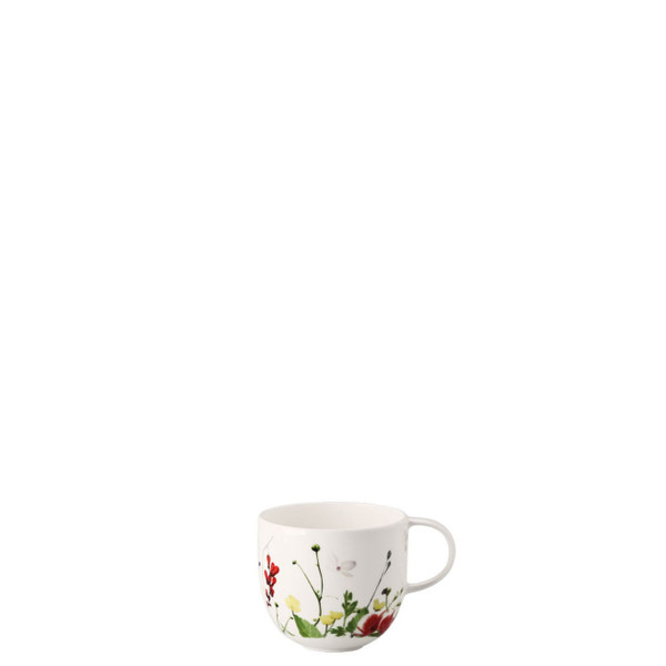 Coffee Cup | Rosenthal Brillance Fleurs Sauvages