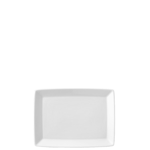 Tray, Individual, 7 1/4 inch | Thomas Loft White