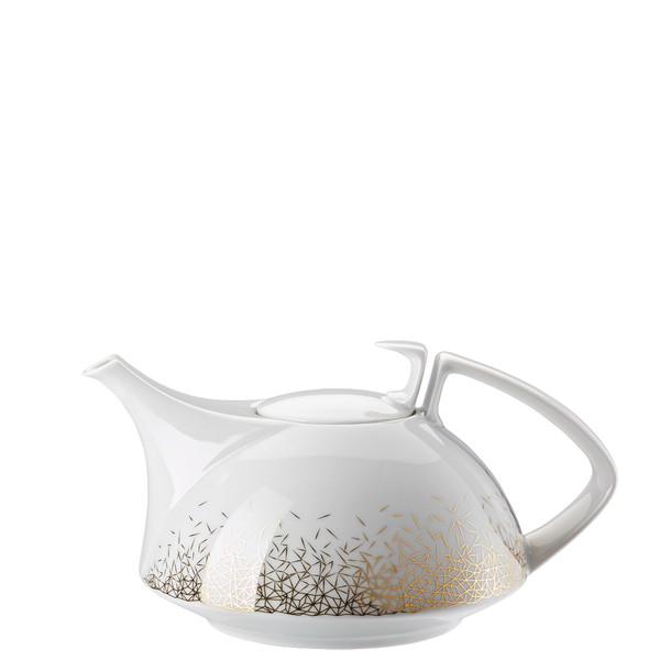 Tea Pot, incl: 2 Strainers, 1 Lid, 45 ounce | TAC Palazzo