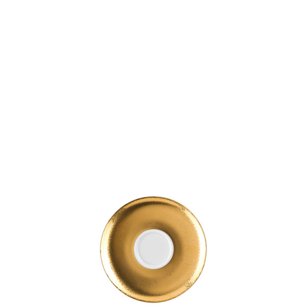 Espresso Saucer, 5 1/2 inch | Rosenthal TAC Palazzo Gold