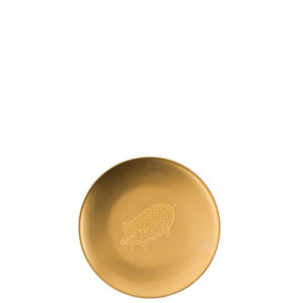 Bread & Butter Plate, 6 1/4 inch | Rosenthal TAC Palazzo RORO Gold