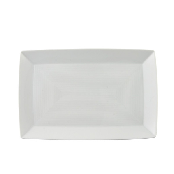 Tray, Serving, 11 inch | Thomas Loft White