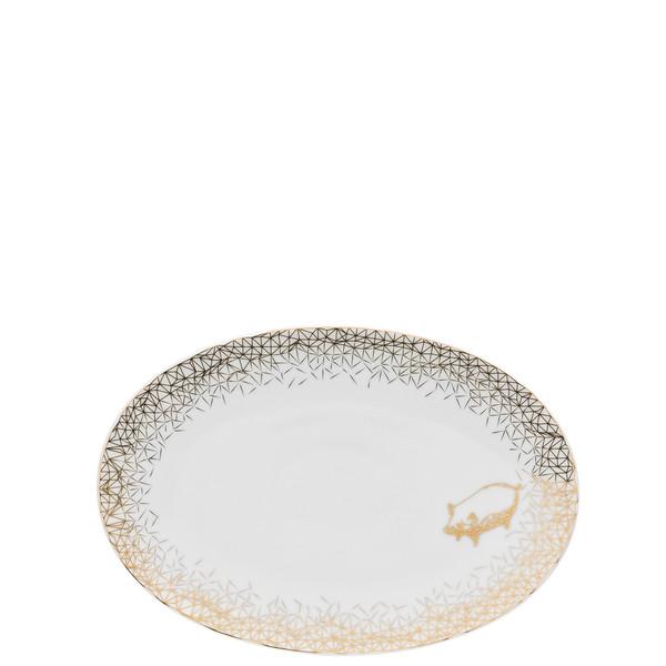 Platter, 10 inch | Rosenthal TAC Palazzo RORO