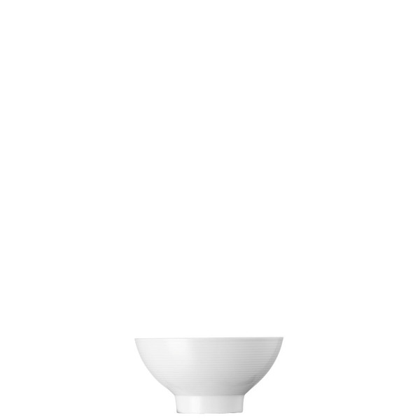 Bowl, Footed, 4 1/2 inch | Thomas Loft White