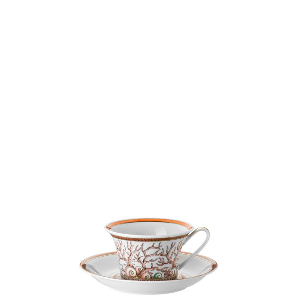 write a review for Tea Cup & Saucer, 6 1/4 inch, 7 ounce | Etoiles de la Mer