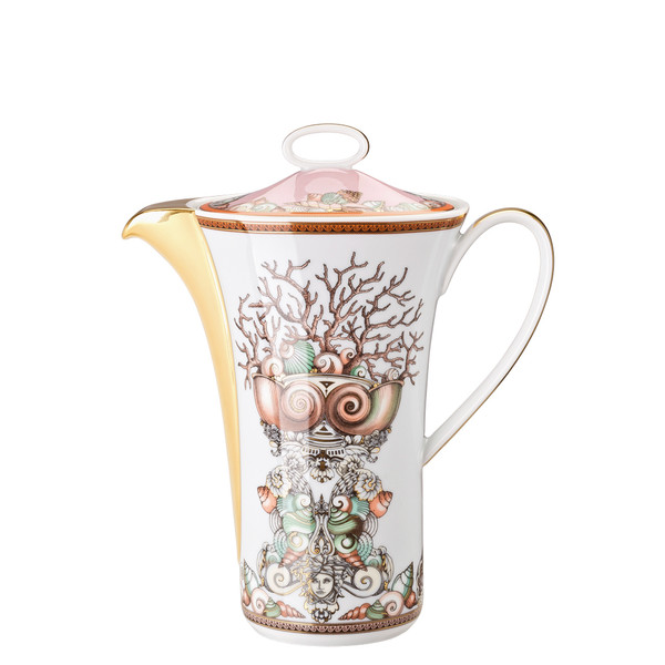 Coffee Pot, 40 ounce | Versace Etoiles de la Mer