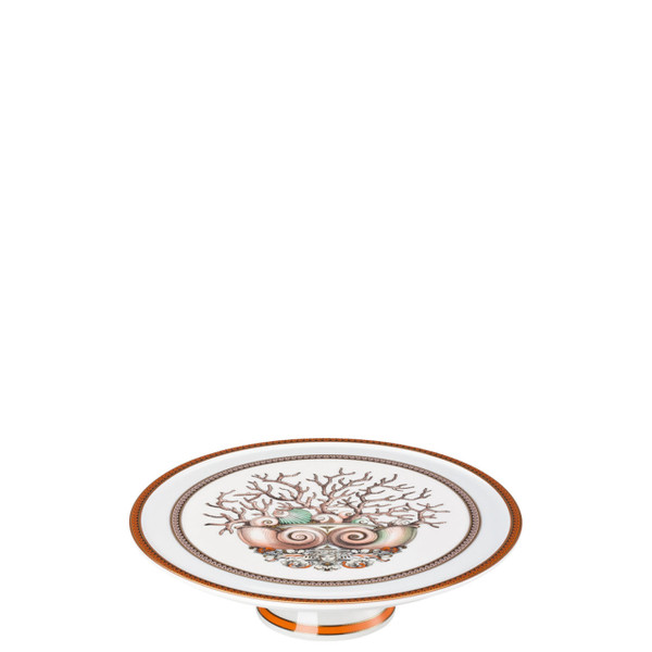 write a review for Footed Platter, 8 1/4 inch | Etoiles de la Mer