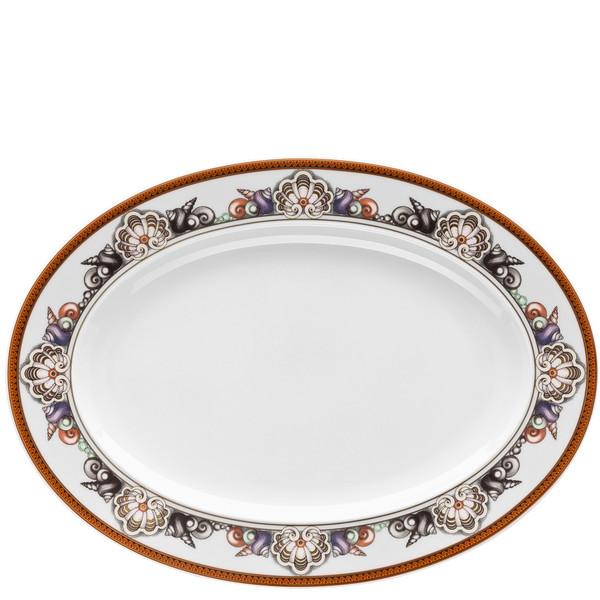 Platter, 13 1/2 inch | Versace Etoiles de la Mer