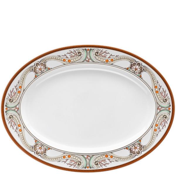 Platter, 15 3/4 inch | Versace Etoiles de la Mer