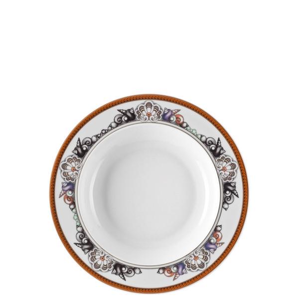 Rim Soup Plate, 8 1/2 inch | Etoiles de la Mer
