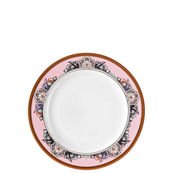 write a review for Pink Salad Plate, 8 1/2 inch | Etoiles de la Mer