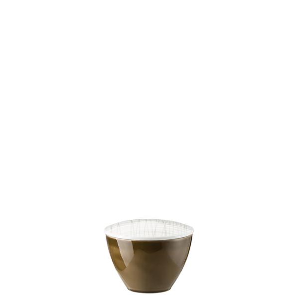 Sugar Bowl | Rosenthal Mesh Lines Walnut