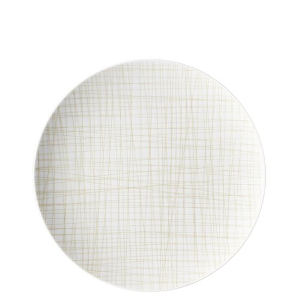 Dinner Plate, 10 1/2 inch | Rosenthal Mesh Lines Cream