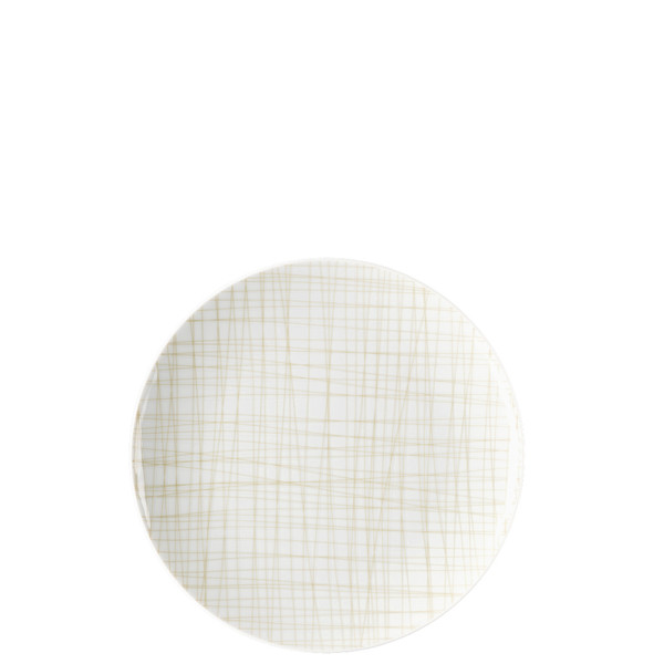 Salad Plate, 8 1/4 inch | Rosenthal Mesh Lines Cream