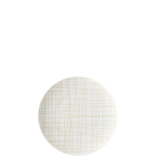 Bread & Butter Plate, 6 2/3 inch | Rosenthal Mesh Lines Cream