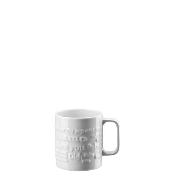 Love Love Mug, large, giftboxed, 19 ounce | Rosenthal Design Mugs
