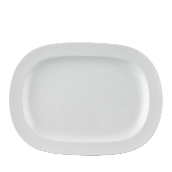 write a review for Platter, 14 inch | Thomas Vario White