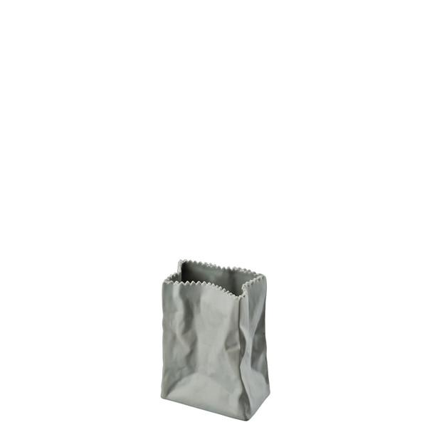 Vase, Stone, 4 inch | Rosenthal Paper Bag Vase