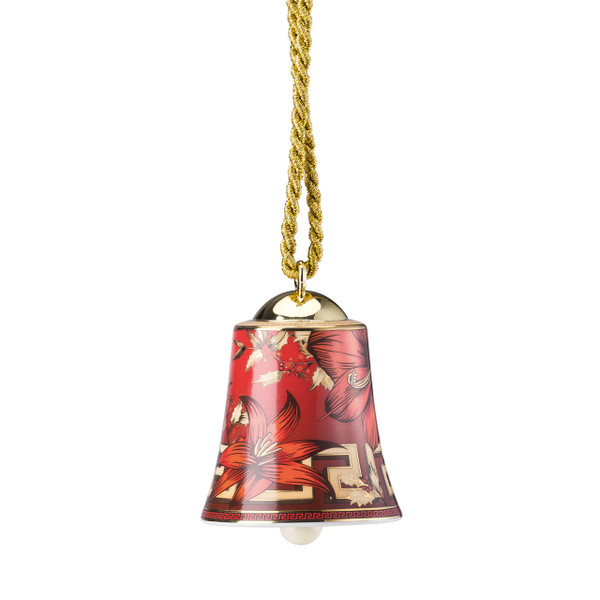 Glitter Bell, 2 3/4 inch | Versace Christmas Blooms