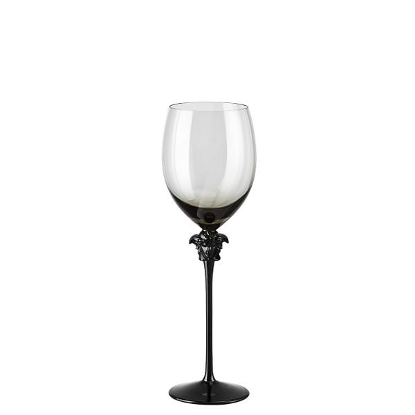 Water Goblet, 11 1/2 inch, 16 ounce | Versace Medusa Lumiere Haze