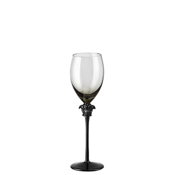 White Wine Glass, 11 ounce | Versace Medusa Lumiere Haze