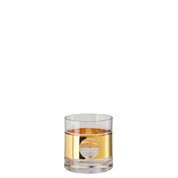 Whisky Double Old Fashioned | Versace Medusa Madness Oro