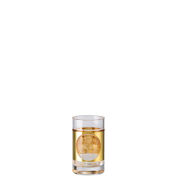 Shot glass | Versace Medusa Madness Oro