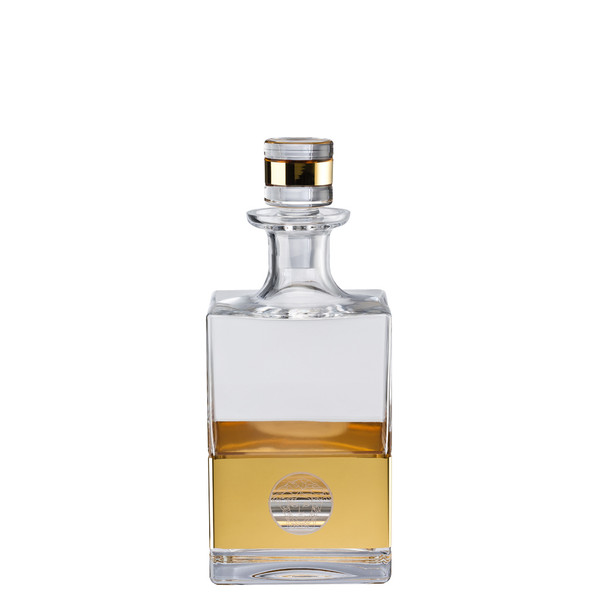 Decanter, square | Versace Medusa Madness Oro