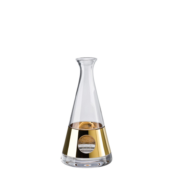 Wine decanter | Versace Medusa Madness Oro