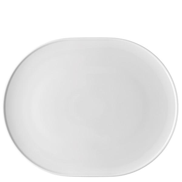 Oval Platter, 13 inch | Thomas Ono