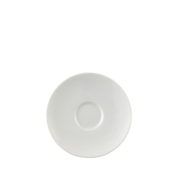 Espresso Saucer, round, 4 3/4 inch | Thomas Vario White