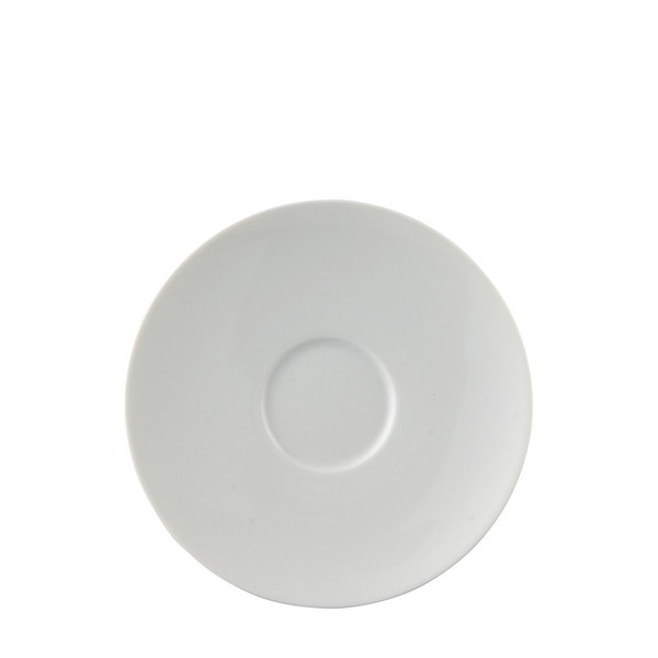 Coffee Saucer, 6 1/3 inch | Thomas Vario White