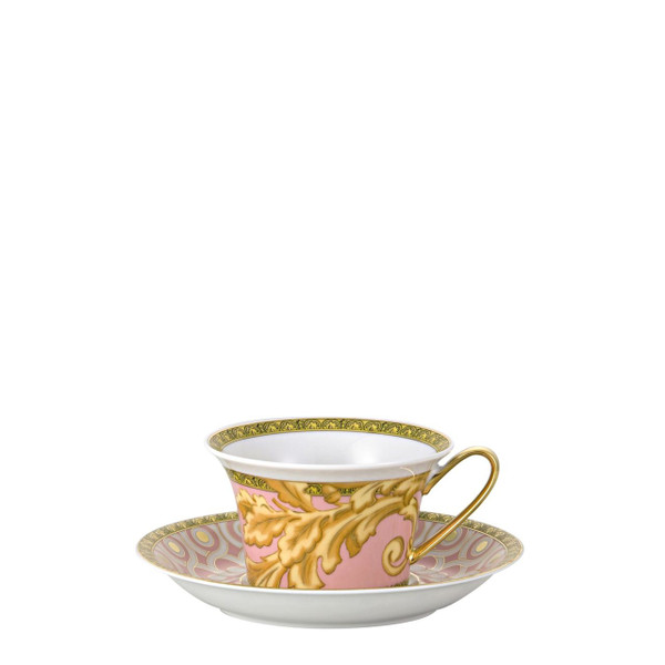 write a review for Tea Cup & Saucer, 6 1/3 inch, 7 ounce | Byzantine Dreams