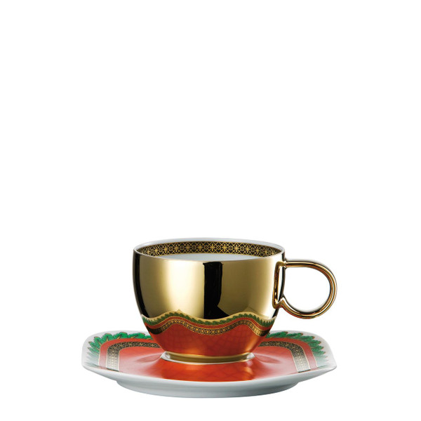Combi Cup & Saucer, 6 inch, 10 ounce | Marco Polo