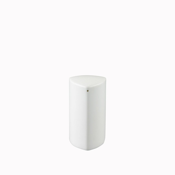Pepper Shaker, 4 x 3 x 4 inch | Thomas Vario White