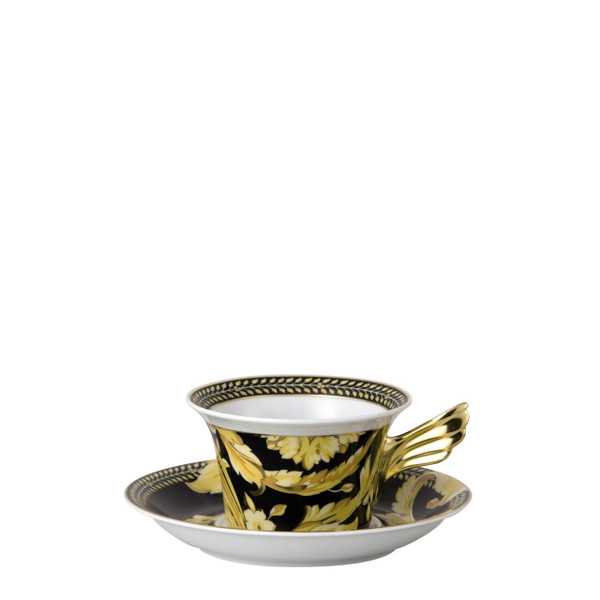 write a review for Tea Cup & Saucer, 6 1/4 inch, 7 ounce | Vanity
