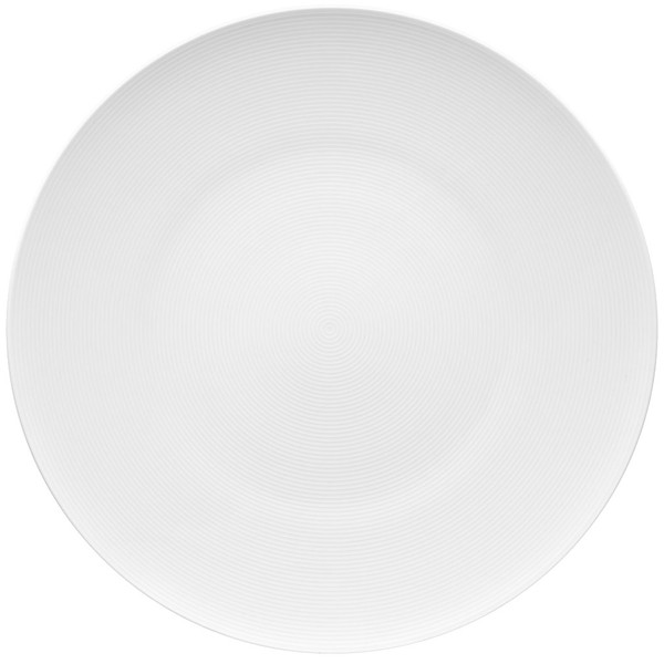 write a review for Service Plate, 13 inch | Thomas Loft White