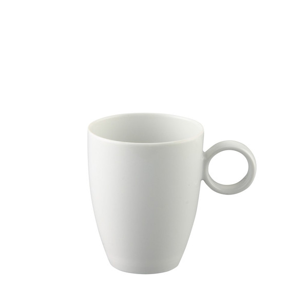 Mug, 8 ounce | Thomas Vario White