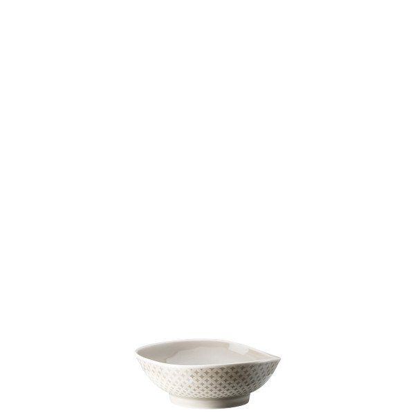 Bowl, Pearl Grey, 4 3/4 inch, 5 ounce | Junto