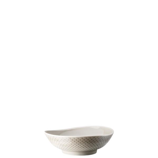 Bowl, Pearl Grey, 6 inch, 11 3/4 ounce | Junto