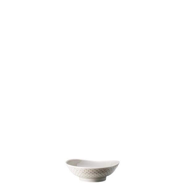 Bowl, Pearl Grey, 3 7/8 inch | Junto